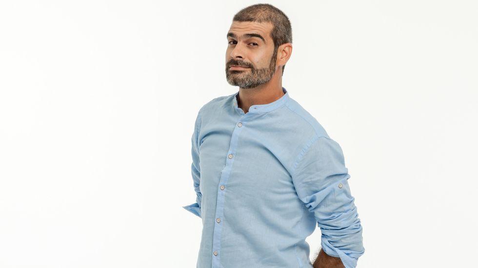 Oswaldo Digón actuará en Sarria este sábado