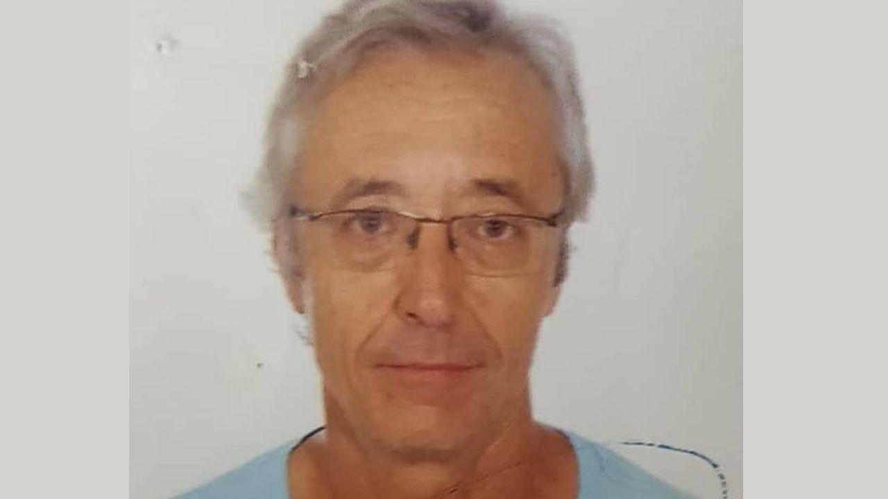 El parapentista asturiano José Luis Bernal García