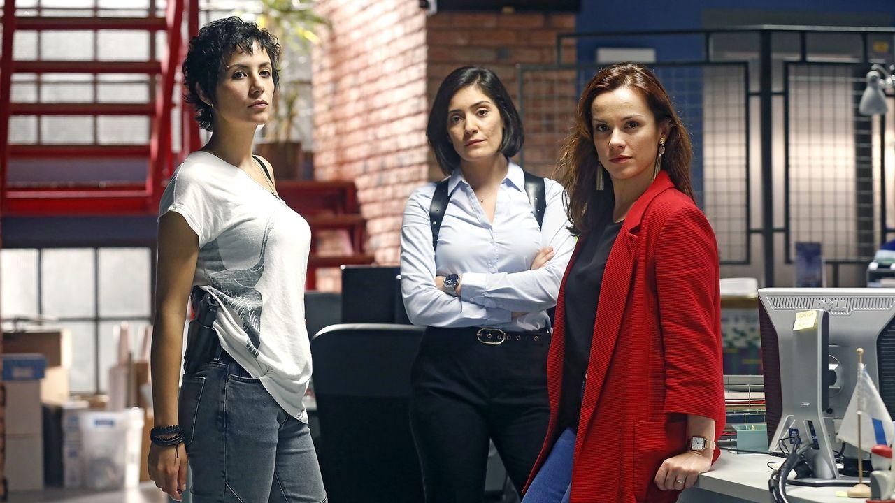El «thriller» policial «A estiba» llega a TVG.LA VOZ MÁS ALTA