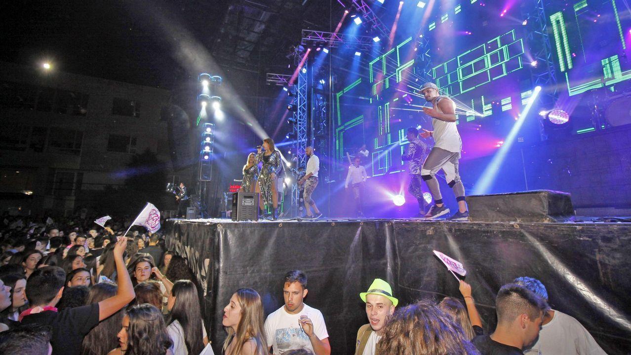 La París de Noia será una de las orquestas que actúen en Mondoñedo