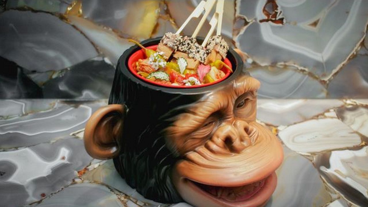 LUKE El chef asiático Luke Jang nos muestra su versión coreana del «pintxo» donostiarra.