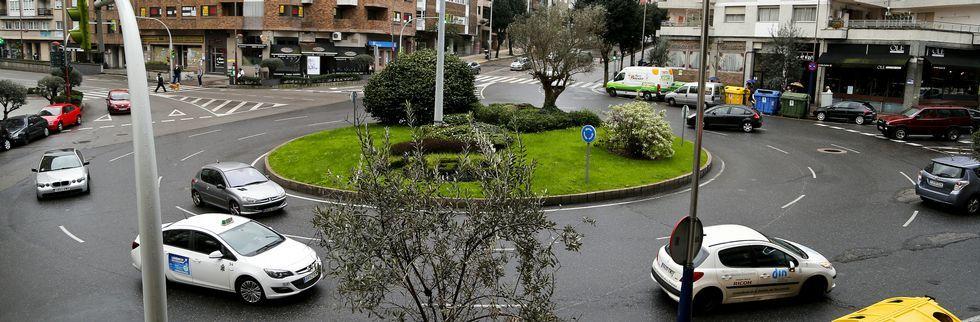 Al aeropuerto, Ifevi y estación de buses por Fragoso.