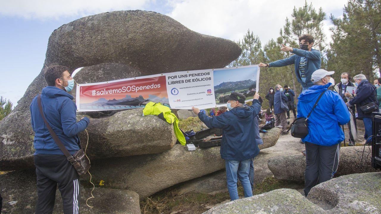 Repasa los dólmenes de Vimianzo, Zas, Dumbría y Mazaricos, en la segunda jornada Parque do Megalitismo