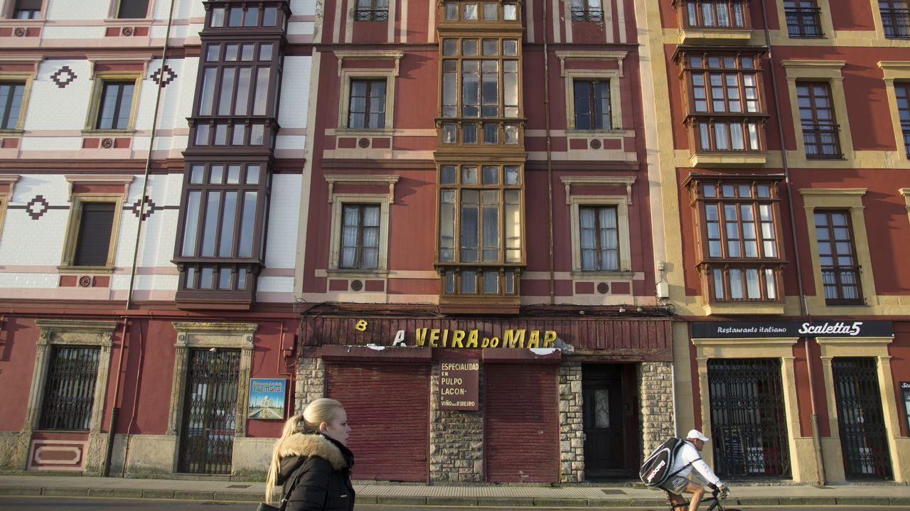 Gijon.La comunidad gallega que llegó en masa en los 50 y 60 a esta ciudad de «aluvión» era sobre todo de procedencia lucense. La mayoría se asentó en el barrio de La Calzada, uno de los que se benefició de las políticas de regeneración urbana emprendidas a partir de los 80