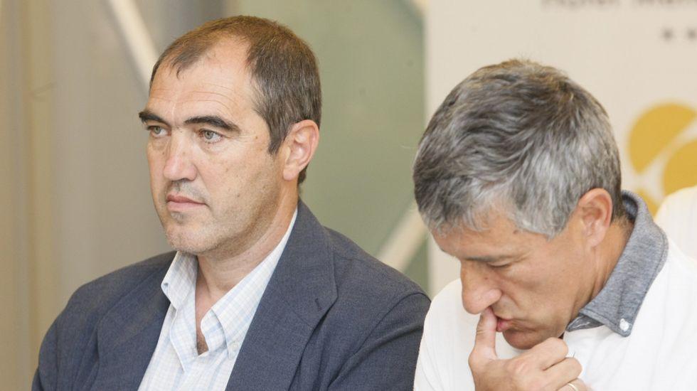 Luis Márquez pronunció una conferencia en Becerreá.