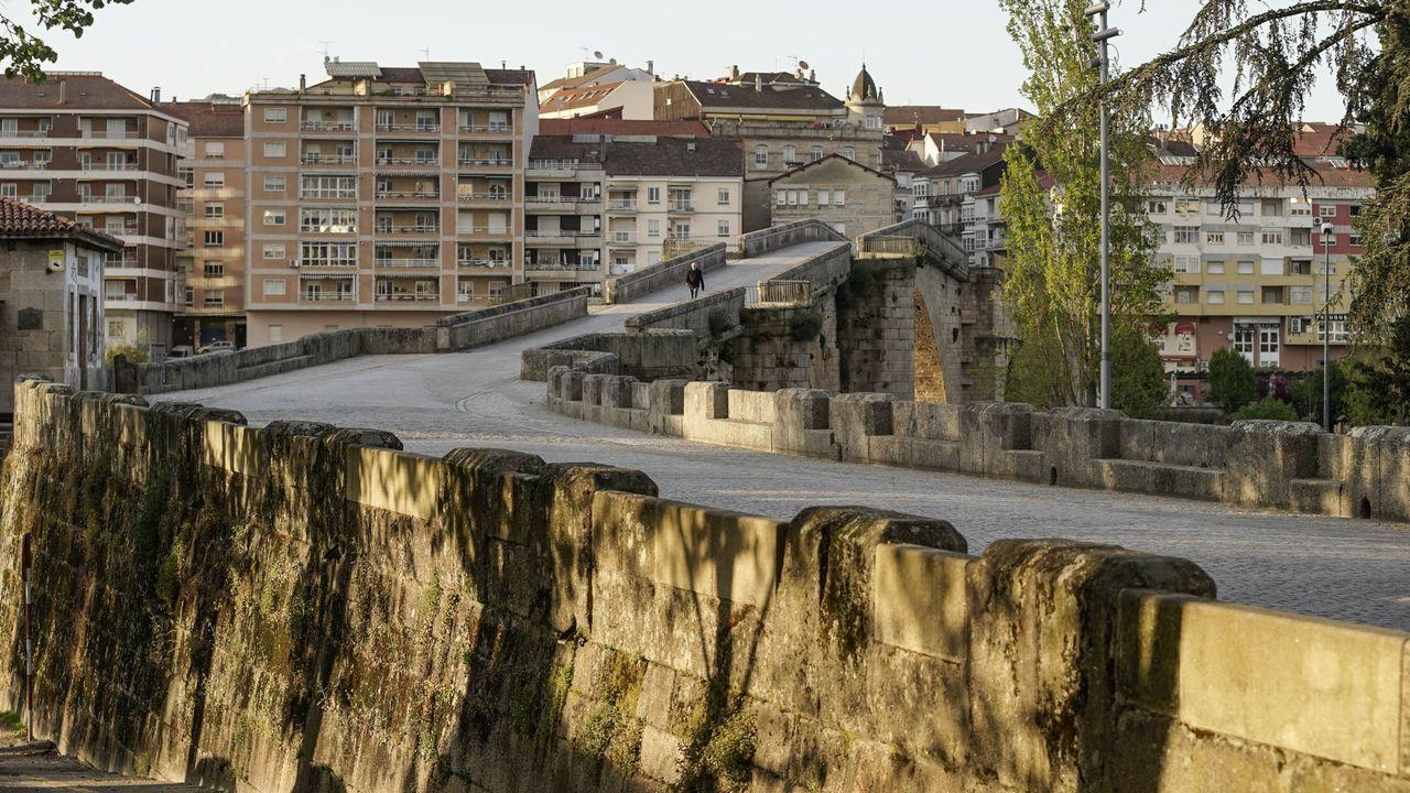 Ponte Romana (Ourense).