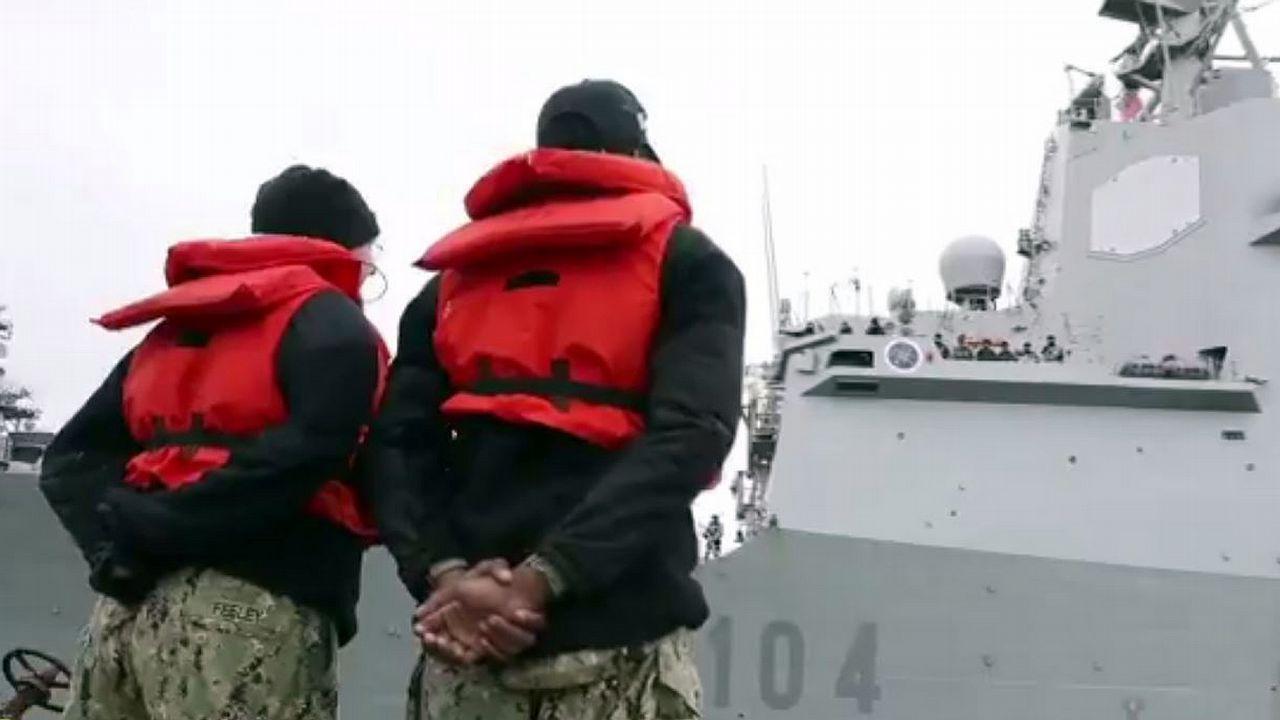 El BAC Cantabria descansa en Alemania antes de regresar a Ferrol.La fragata zarpó de Ferrol el 3 de enero hacia la base de Norfolk, donde amarró dos semanas después