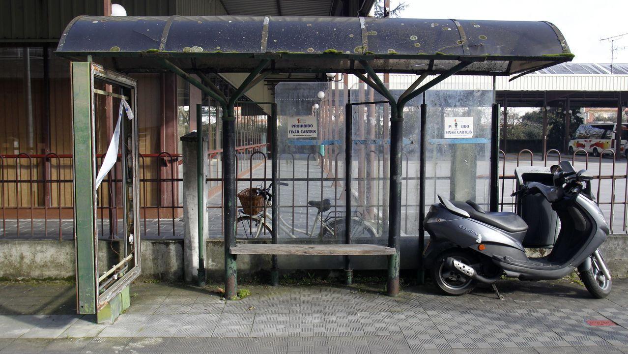 La ruta guiada concluirá con un brindis reivindicativo en la plaza del barrio de la Estación