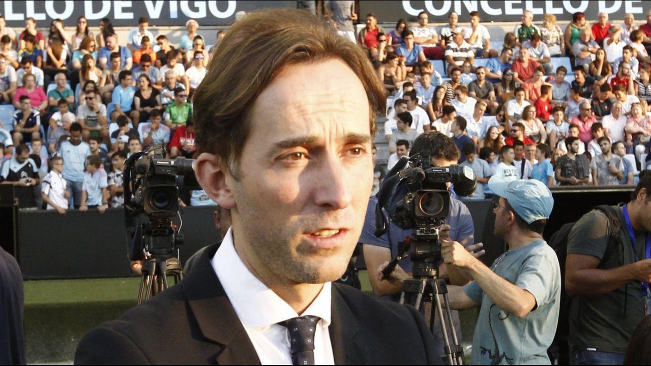 Alegato de Diego Cores en la Audiencia de Pontevedra