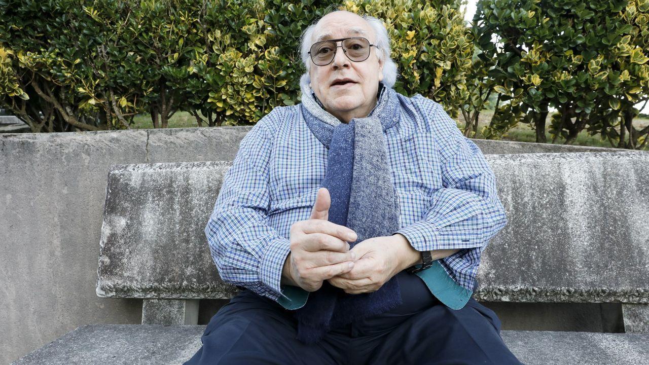 Buenos y malos ejemplos de intervenciones en plazas y calles de Lugo.Antonio Núñez-Torrón fue subcampeón de España de lanzamiento de martillo