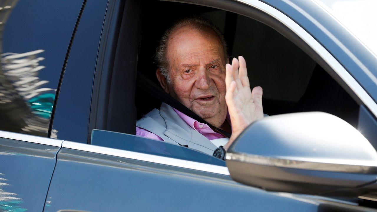 O BNG celebra o Día de Galicia nas sete cidades.José Antonio Pérez, o Rubio, patrón mayor de Ribeira y presidente de la Federacion Galega de Confrarías