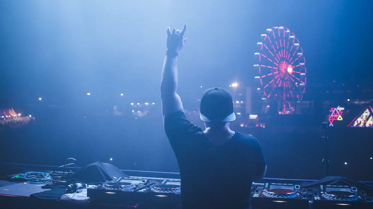 El DJ holandés Hardwell está en el cartel de festivales como el MEO Sudoeste (Portugal)