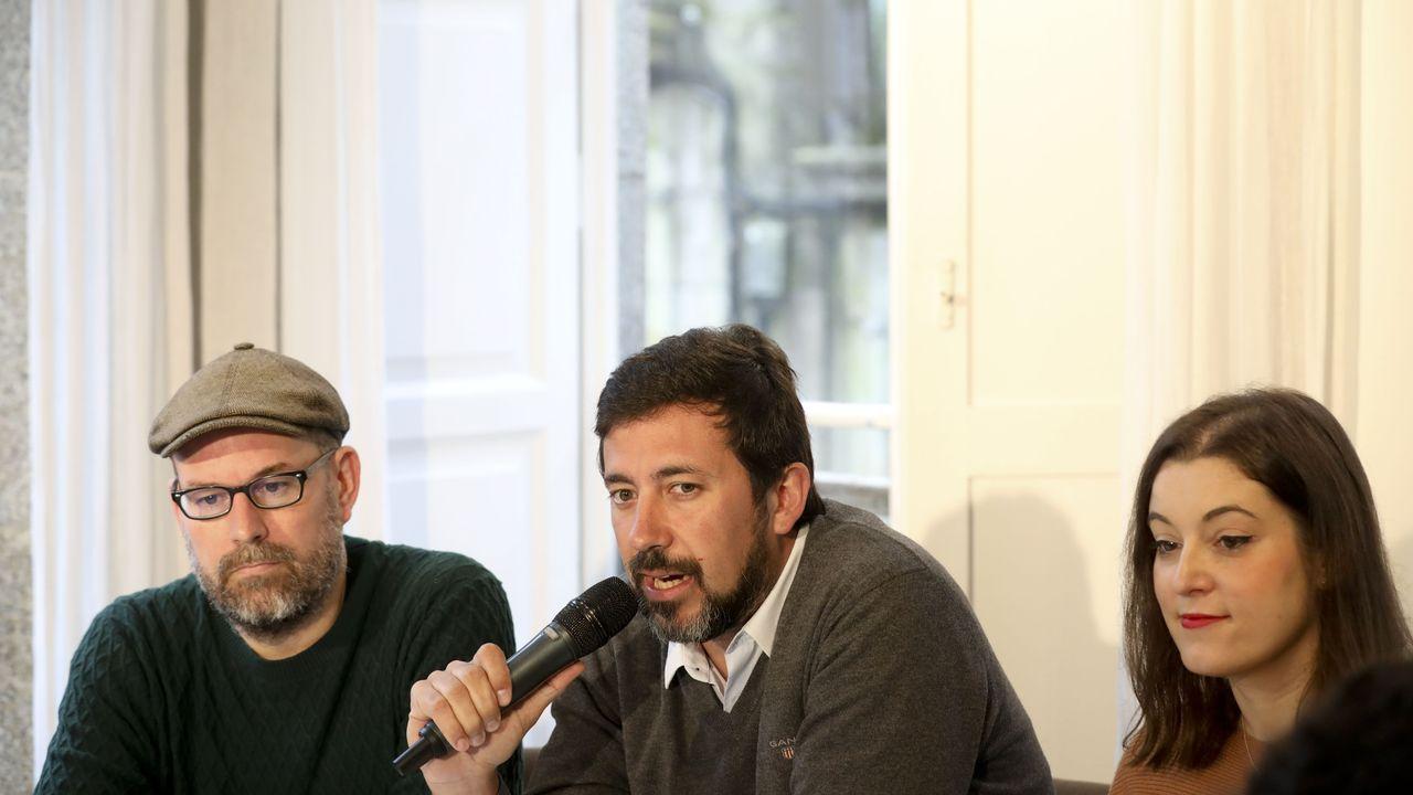 Declaración institucional de Pedro Sánchez.Aragonés (ERC) y Torra (Junts), durante una reunión de gobierno de la Generalitat