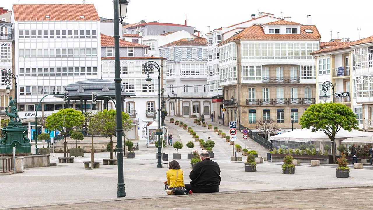 Asilo de las Hermanitas de los Ancianos Desamparados Santa Teresa Jornet en A Coruña