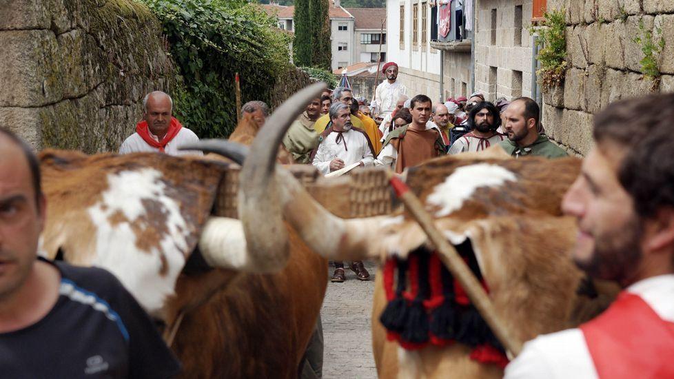 Pamplona comienza sus fiestas de San Fermín con el tradicional chupinazo