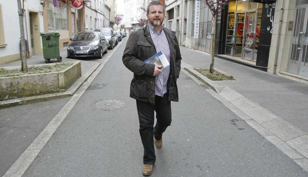 Sánchez Rei afirma que o galego pode derivar por vías que supoñan a súa desaparición.