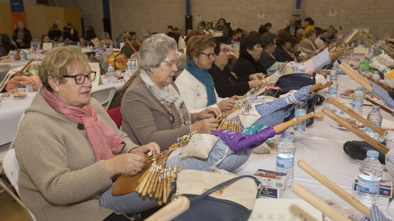 La VIII Festa da Palilleira de Camariñas, en imágenes