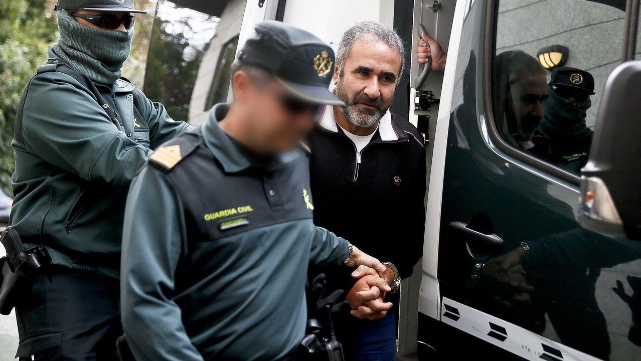Suspendido el juicio contra Ángel Martínez, Lito, el rey de las orquestas.Lorena Gil