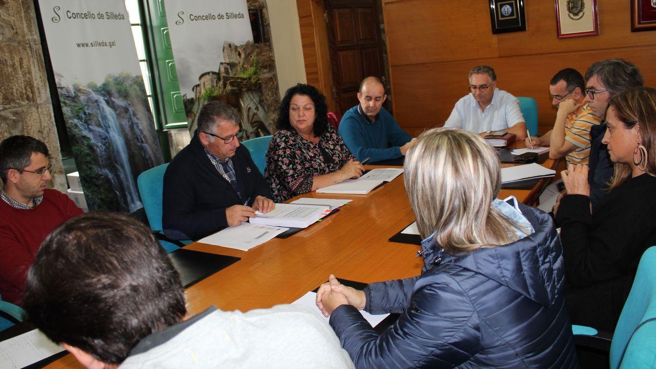 Pleno municipal del Ayuntamiento de Gijón