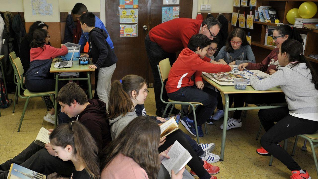 O profesor pode crear un clima adecuado para que os alumnos se sintan cómodos nunha actividade paraescolar