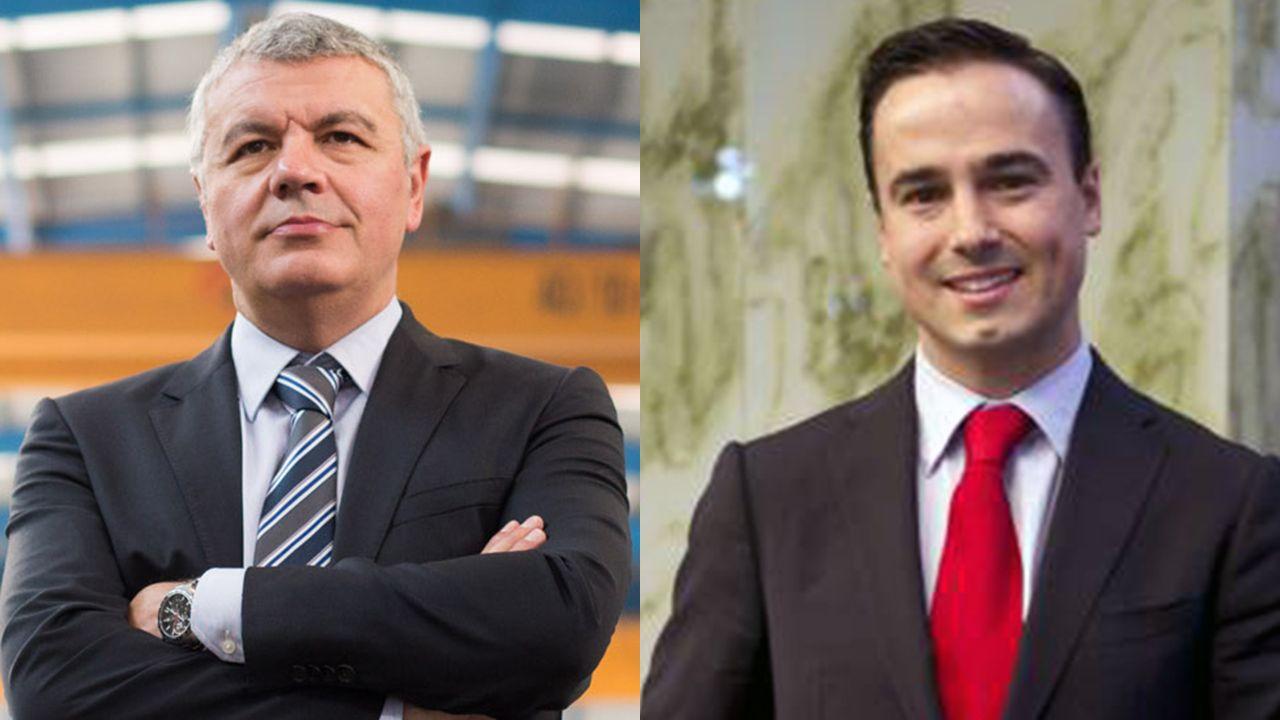 Belarmino Feito y Alejandro Dïaz, candidatos a la presidencia de FADE