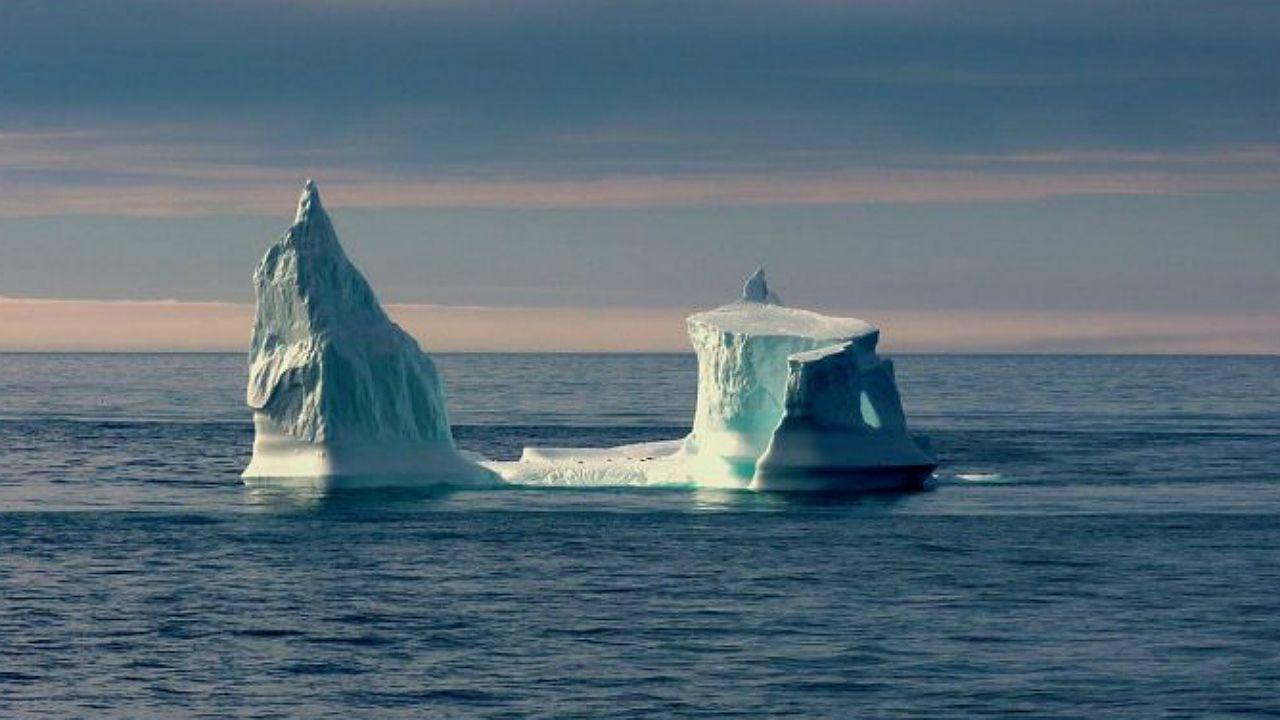 El callejón de los icebergs