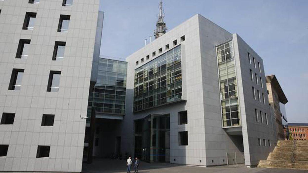 Juzgados Oviedo