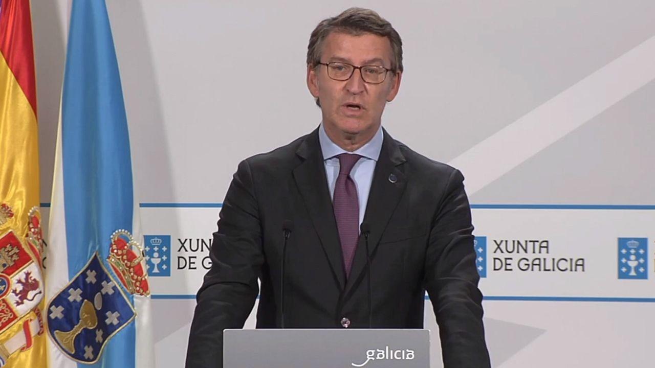 Feijoo presenta las normas que regirán en Galicia tras el 9 de mayo, cuando decae el estado de alarma