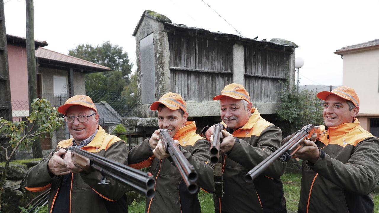El comienzo de la temporada de caza, en imágenes