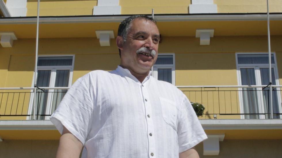 Portela no se considera alcalde virtual pese a los apoyos expresados.