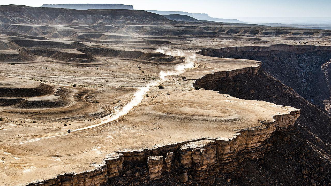 Así fue el Dakar 2020 a través del objetivo del poleso Charly López