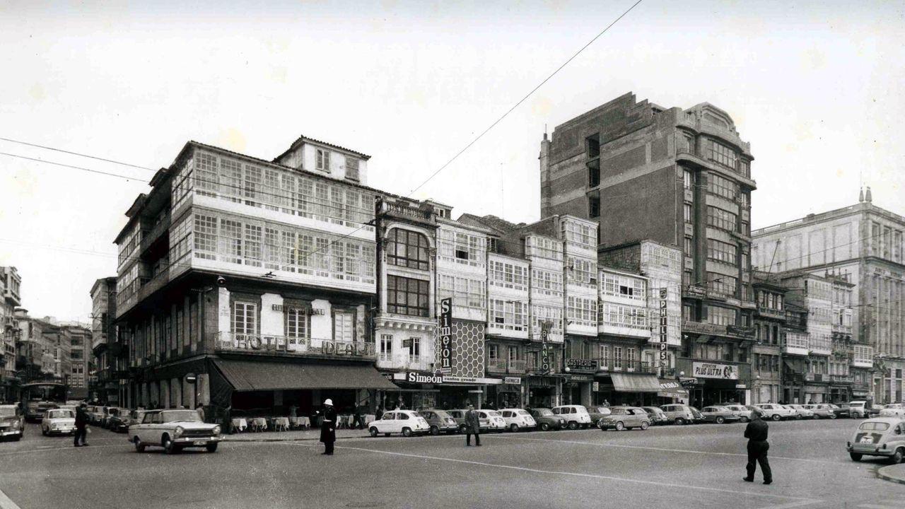 El Cantón Pequeño, en 1967