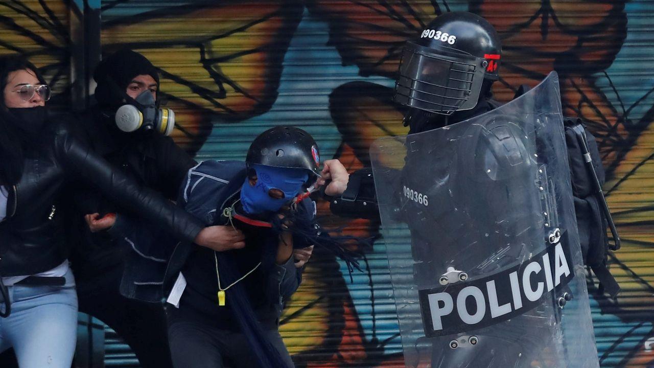 Nicolás Maduro intervino el jueves desde el palacio de Miraflores en la Asamblea General de la ONU