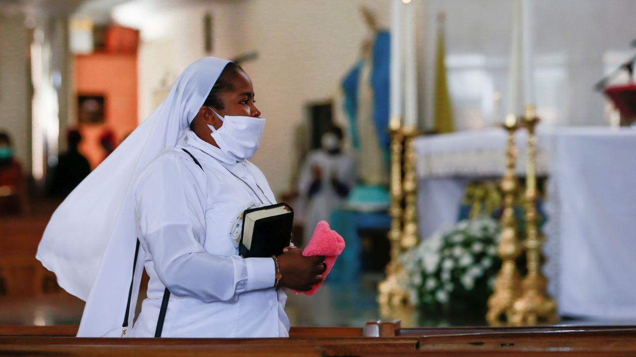 En Nigeria han reabierto las iglesias