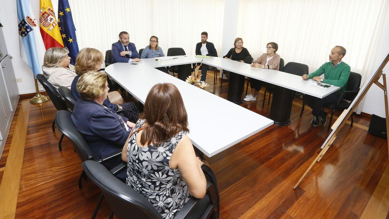 Homenaje en Foz al histórico socialista y galleguista Ceferino Díaz