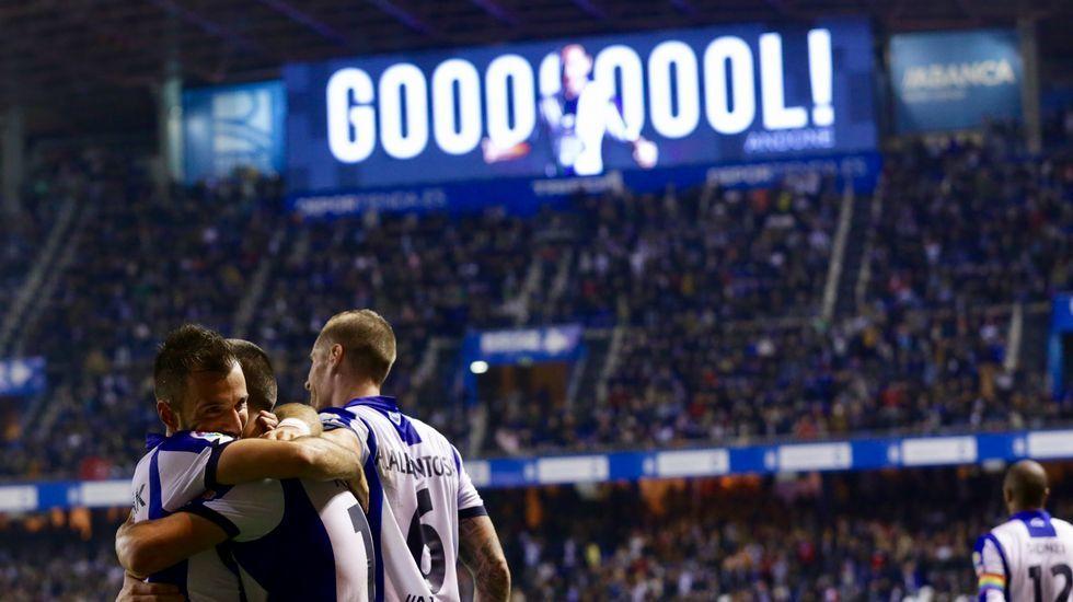 El Real Madrid-Deportivo, en fotos