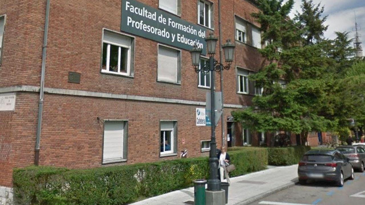 Facultad de formación del profesorado y educación de la Universidad de Oviedo