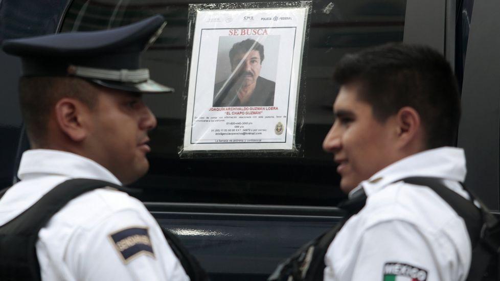 El Chapo Guzmán,en una imagen de archivo.