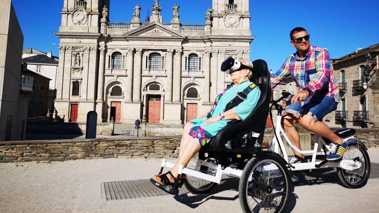 Universidad de Oviedo, videojuego, alumnos, estudiantes, asturianos.Elucus Bikes tiene bicicletas para personas con movilidad reducida