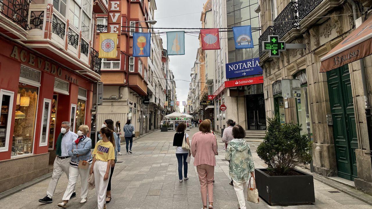 Paisaxes feitas de soños nas terras nas que Europa comeza.O termo Ortigueira é un fitotopónimo, pola alusión ás ortigas