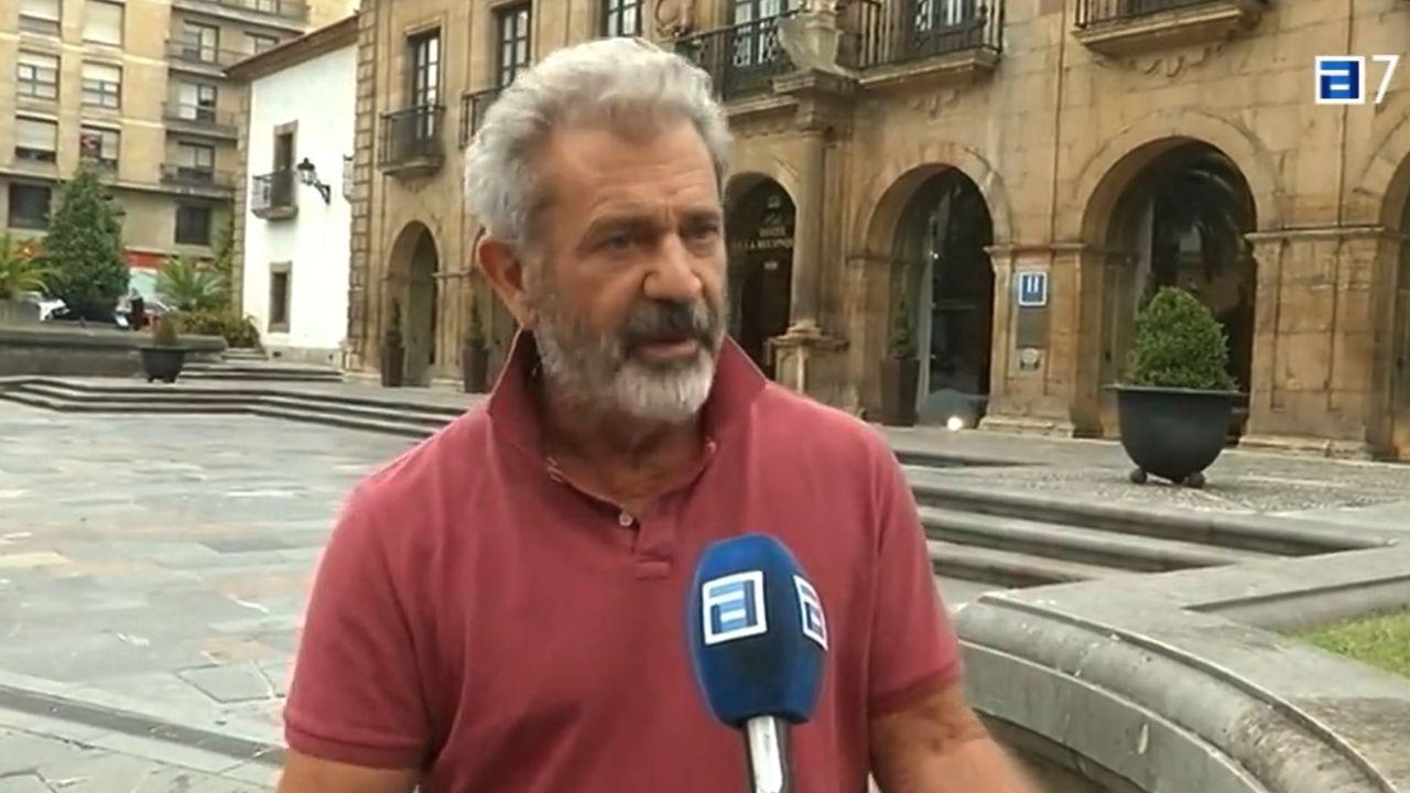 Mel Gibson a las puertas del Reconquista