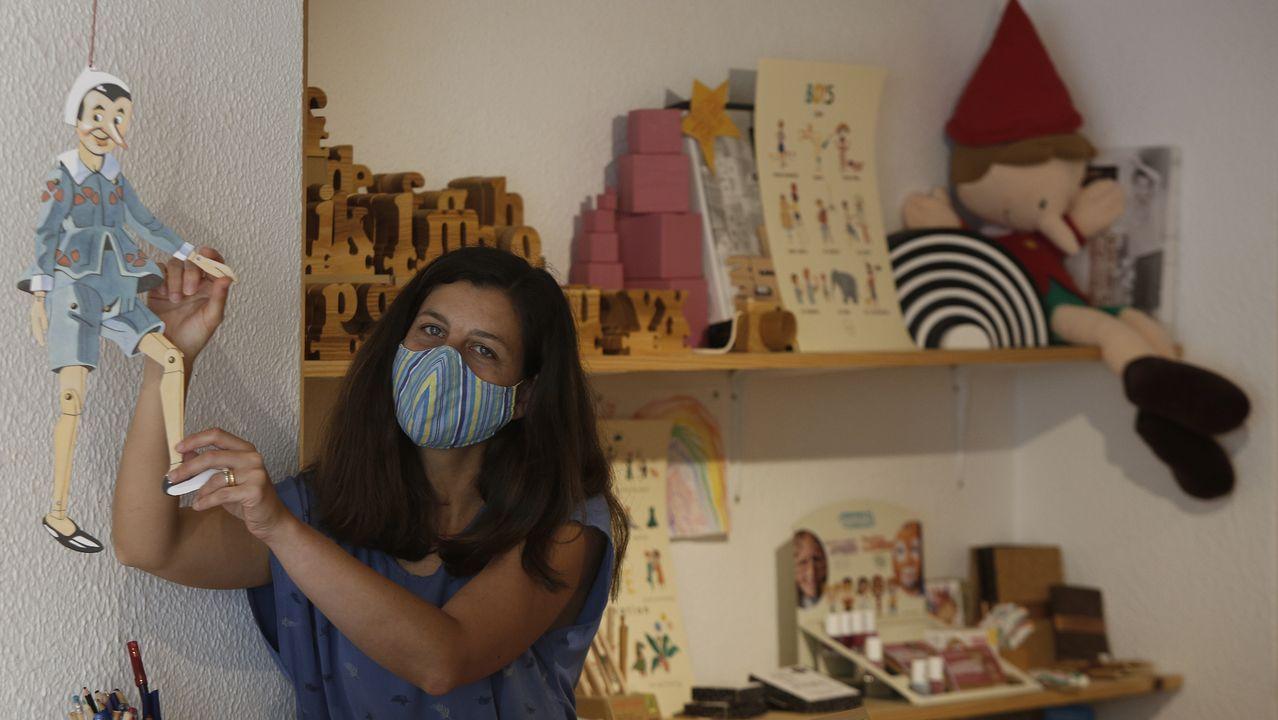 La vuelta al cole más artesanal con Pinnocchio and Co