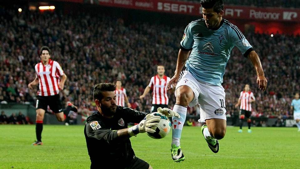 El Athletic de Bilbao 3 - Celta 2, en fotos