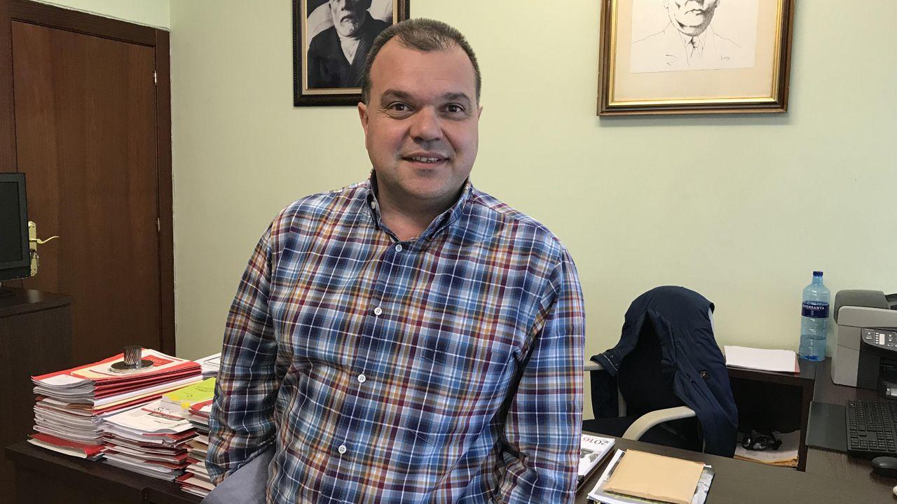 Jóvenes Talentos relato corto cocacola.José Luis Alperi, secretario del SOMA-FITAG-UGT