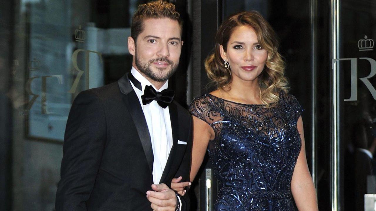 David Bisbal y Rosanna Zanetti se casan en secreto