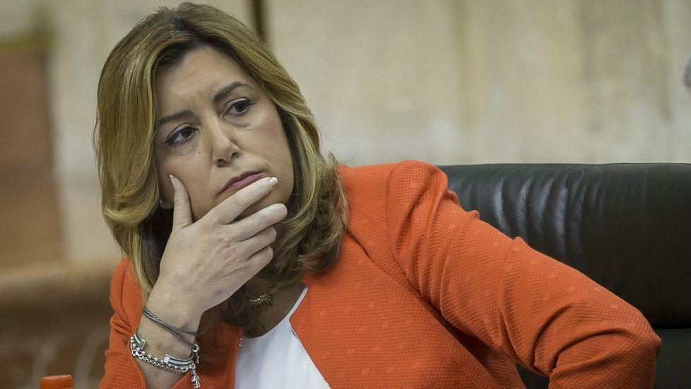 Carme Chacón e Irene Lozano no estarán en las listas a las próximas elecciones.La secretaria de Estudios y Programas del PSOE, Meritxel Batet, y el líder del PSC, Miquel Iceta, en una imagen de archivo