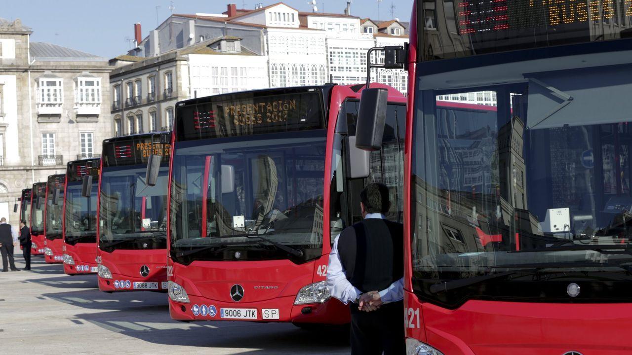 Montaje de la Semana de la Movilidad.Ignacio Prada, (Tranvías) presenta encuesta satisfacción y balance año