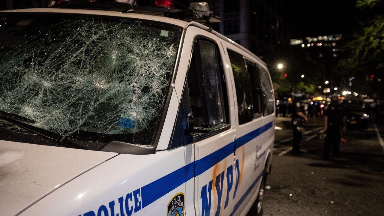Protestas, esta noche, en Nueva York
