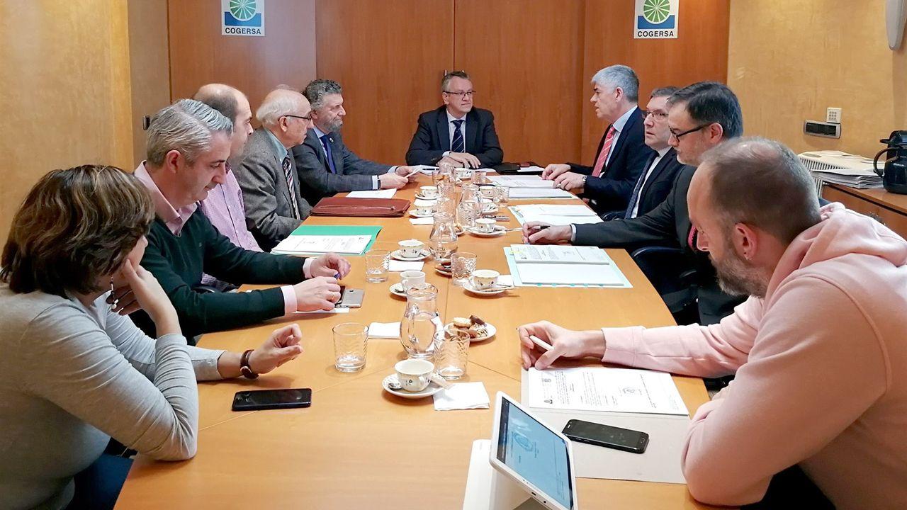 Consejo de Administración de Cogersa