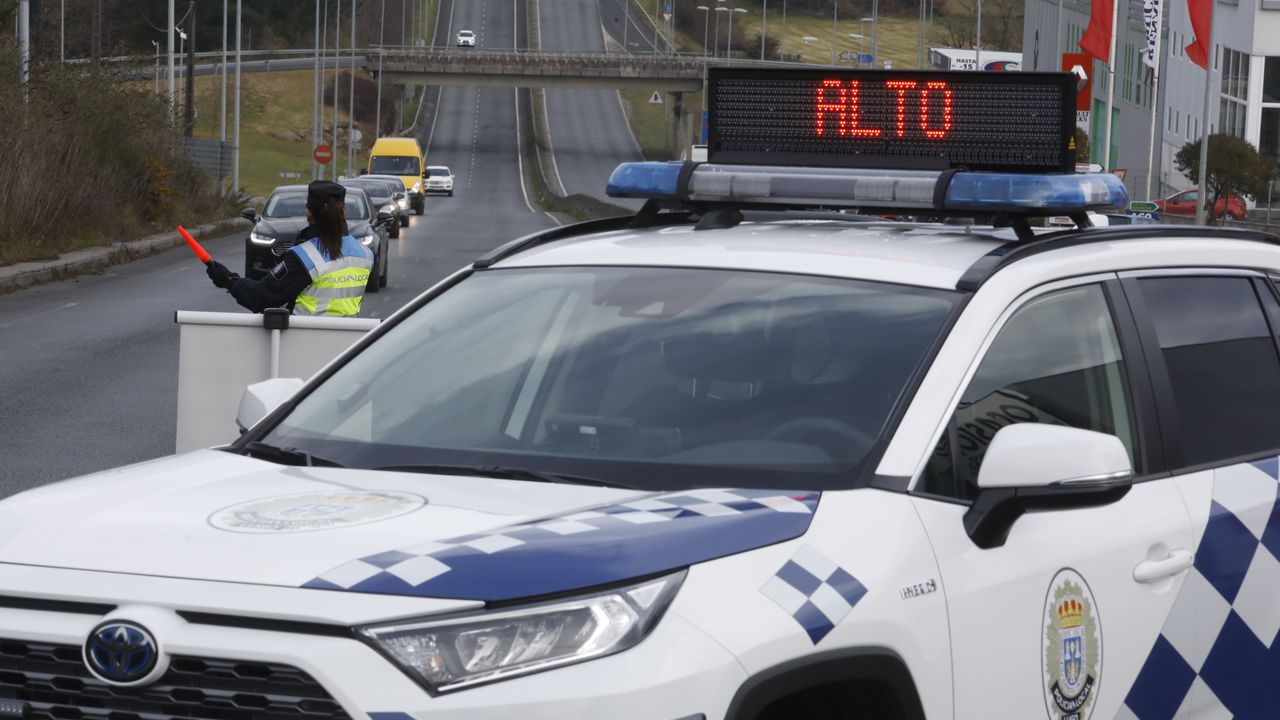 Sometida a un examen psiquiátrico la mujer que agredió a un funcionario del Concello y a un policía en Lugo